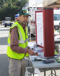 CERT Volunteer Dave Thomas
