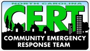 NC State CERT logo