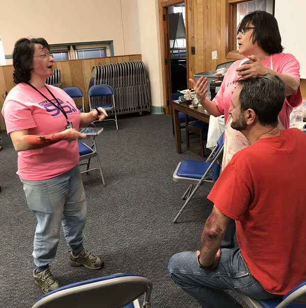 Active Shooter Training Exercise In Caldwell County